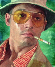 Fear And Loathing - Art Print