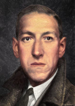 H.p. Lovecraft - Art Print