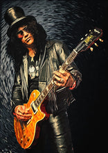 Slash - Art Print