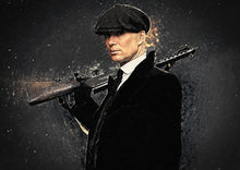 Thomas Shelby - Art Print