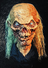 The Crypt Keeper - Art Print