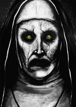 Valak The Demon Nun - Art Print