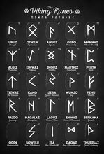 Viking Runes - Art Print
