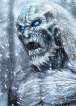 White Walker - Art Print
