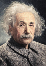 Albert Einstein - Art Print