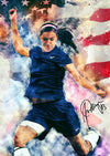 Alex Morgan - Art Print - Zapista