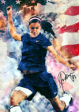 Alex Morgan - Art Print