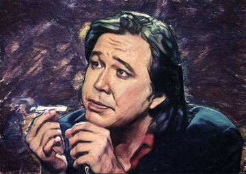Bill Hicks - Art Print