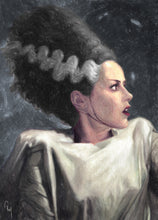 Bride Of Frankenstein - Art Print