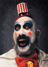 Captain Spaulding - Art Print