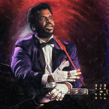 Craig Robinson as Bobby Shad - Art Print