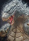 Godzilla - King Of Monsters - Art Print - Zapista