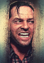 Here's Johnny - The Shining  - Art Print