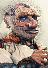 Hoggle - Labyrinth - Art Print