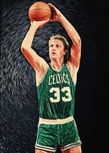 Larry Bird - Art Print