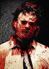 Leatherface - Art Print