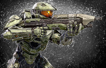 Master Chief - Art Print