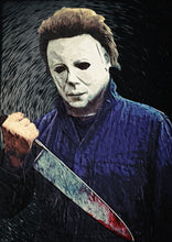 Michael Myers  - Art Print