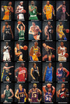 Nba Legends - Art Print - Zapista