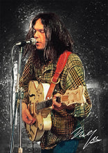 Neil Young - Art Print