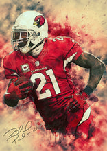 Patrick Peterson - Art Print