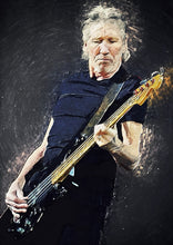 Roger Waters - Art Print