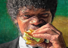Tasty Burger - Art Print
