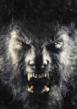 The Wolfman - Art Print