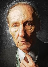 William S. Burroughs - Art Print