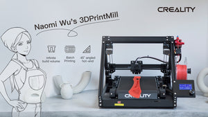 Updates- Creality  3DPrintMill, Infinite-Z, Belt 3D Printer is Live on Kickstarter!