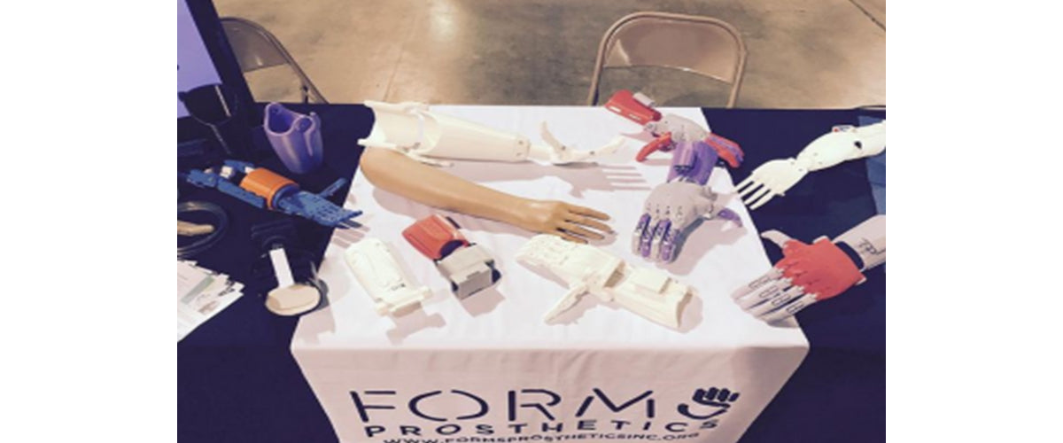 Support limb difference group with Form