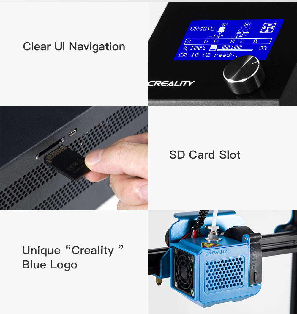 Creality3D CR-10 V2 HD photos015