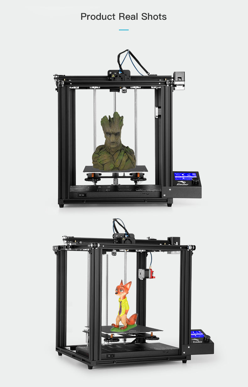 Official Creality Ender 5 Pro 3D Printer13