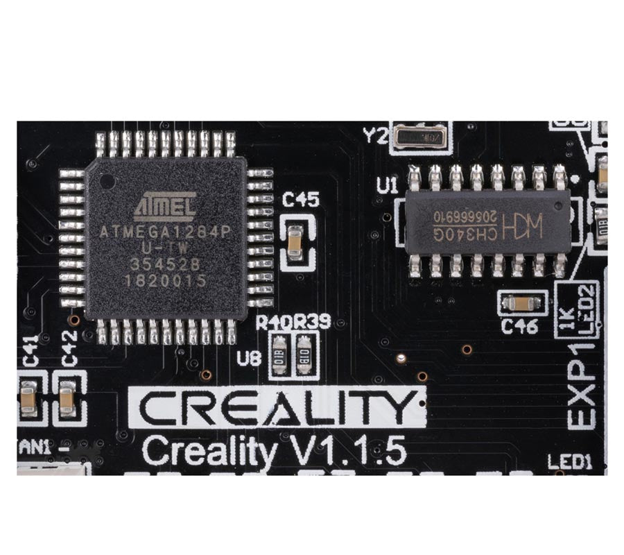 Creality3D Mainboard V1.1.5 HD Photos02 Silencieux