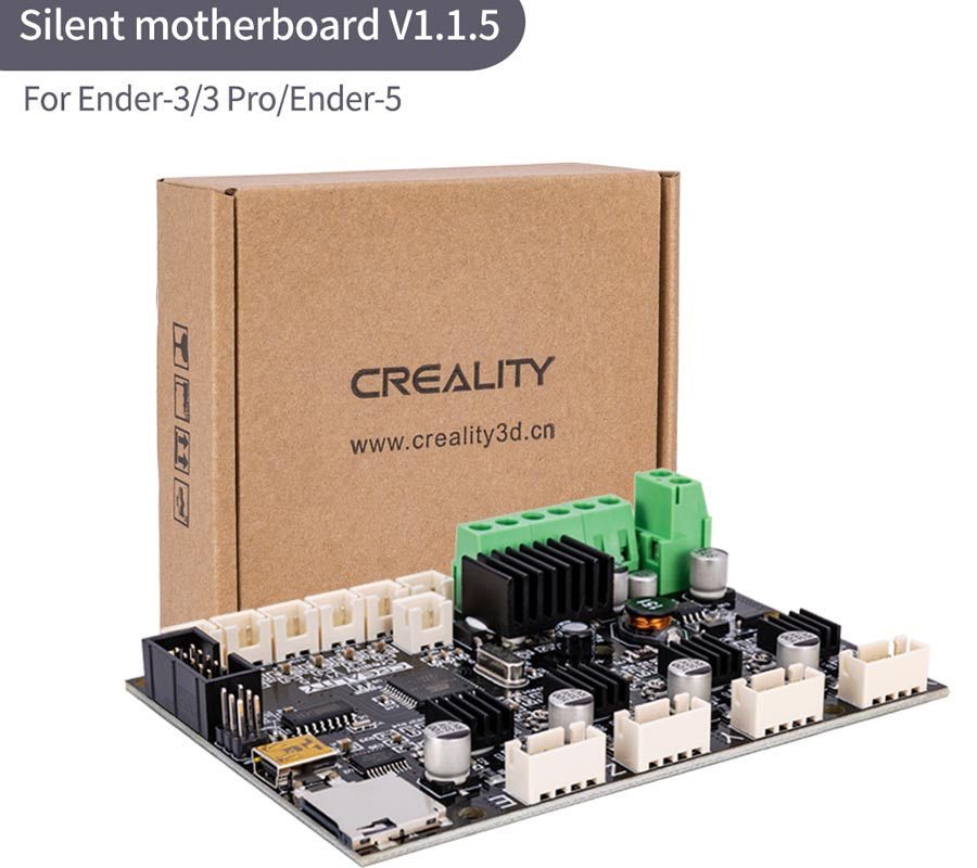 Creality3D Mainboard V1.1.5 HD Photos08 Silencieux