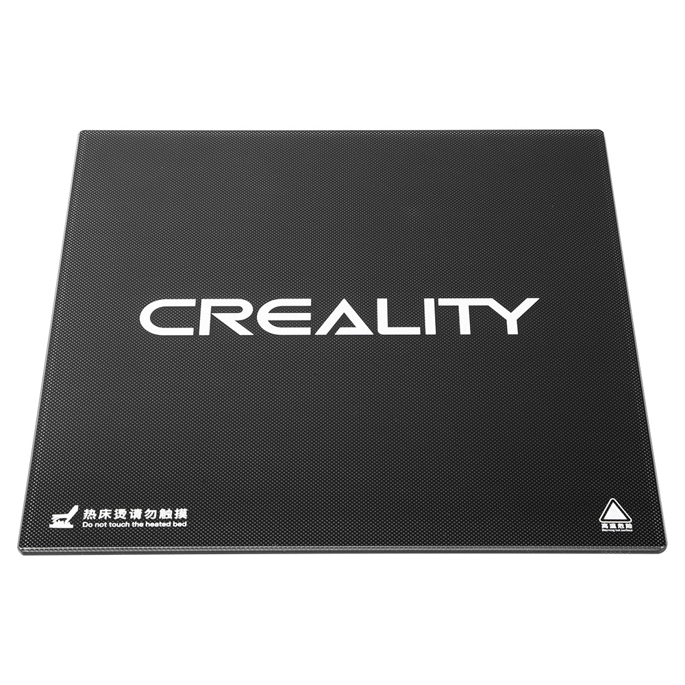 Official Creality 3D Ender 3 Tempered Glass Upgraded Build Plate Printing Surface for Heated Bed 235x235x3mm