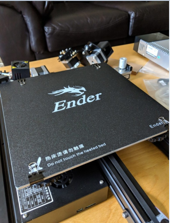 Creality3D Ender 3 Cmagnet