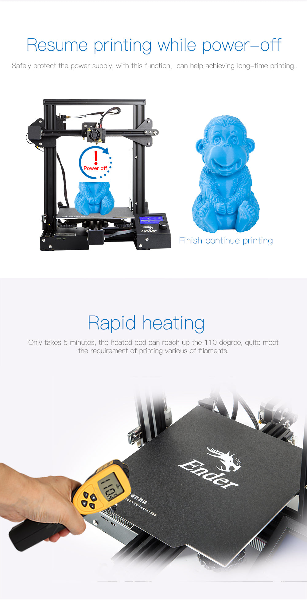 Creality3D Ender 3 Pro HD photos05