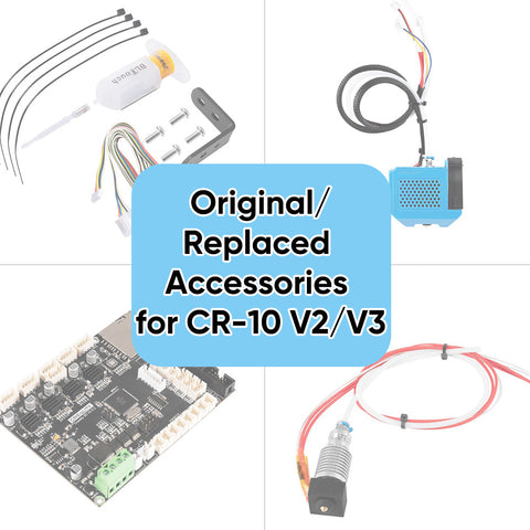 Original Replaced Accessories for CR-10 V2/V3