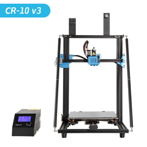 CR-10 v3 3d printer, creality direct drive 3d printer