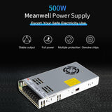 Ender-5 plus Meanwell power supply