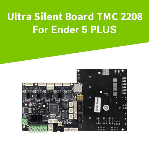 Upgraded Silent Board with TMC2208 Driver For Ender 5 PLUS