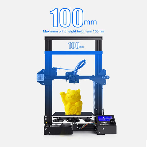 Z-Axis Profiles Kit for Enlarging Print Space Ender-3 Series 3D Printer