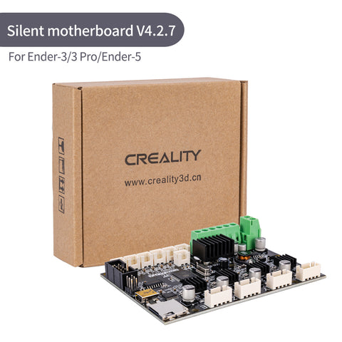 Neues Upgrade Silent Mainboard V4.2.7