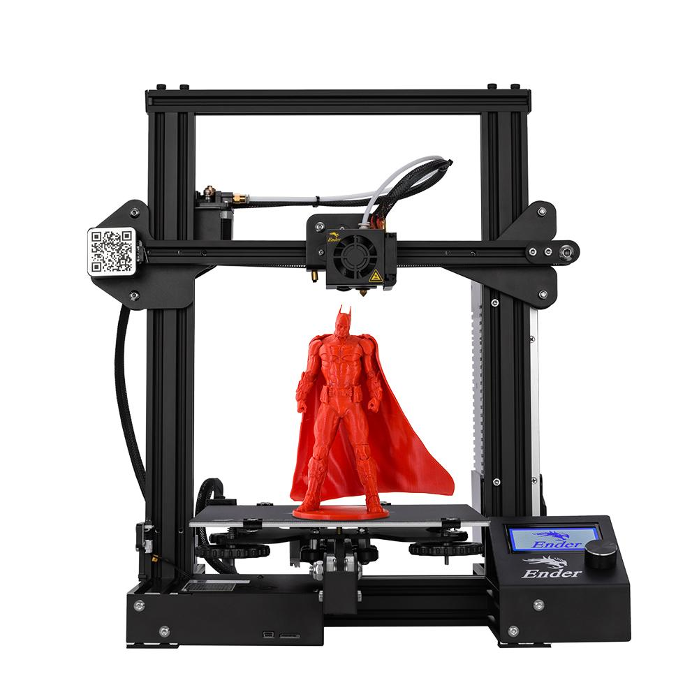 Creality Ender 3 3d Printer Sale Best Budget 3d Printers For 2021 Highly Quality Diy 3d Printer For Beginners And Creators Creality3d Store Official Store For Creality 3d Printers And Accessories