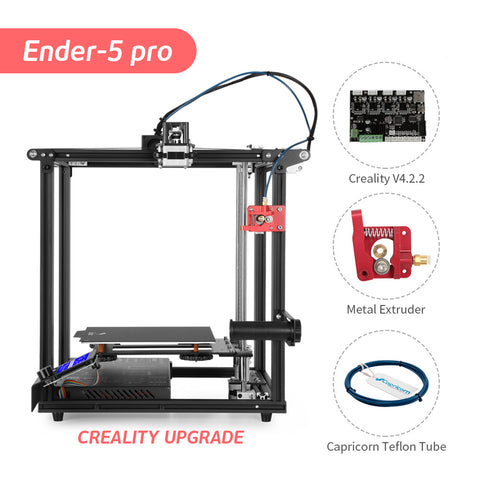 Ender 5 Pro 3D Printer Silent Board Pre-installed