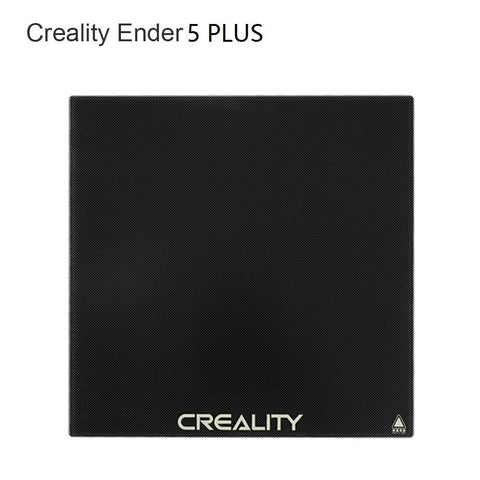 Creality Ender 5 PLUS Tempered Glass