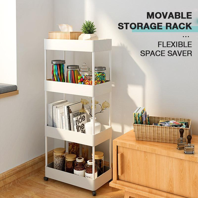 ( Ex-factory price!!! ) Movable Storage Rack