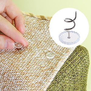 Bed-Skirt Fastened Accessories(10 PCS)