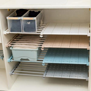 Wardrobe Storage Layered Partition